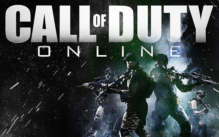 Hình nền Call of Duty Online xuất hiện tại Trung Quốc - Ảnh 2