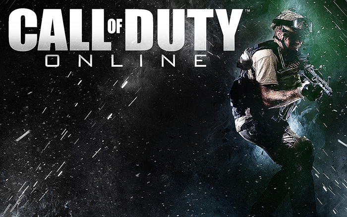 Hình nền Call of Duty Online xuất hiện tại Trung Quốc