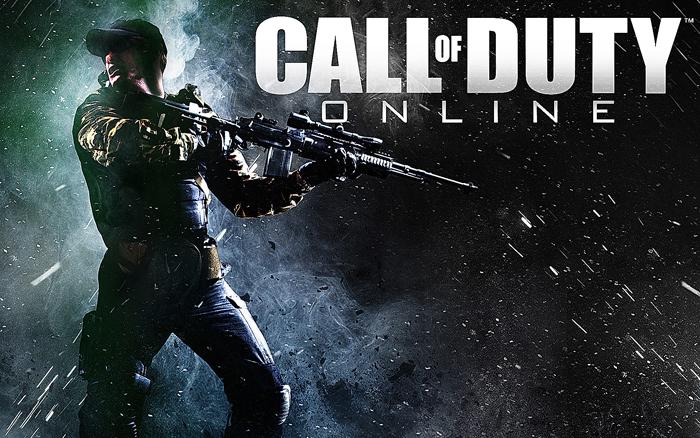 Hình nền Call of Duty Online xuất hiện tại Trung Quốc - Ảnh 4