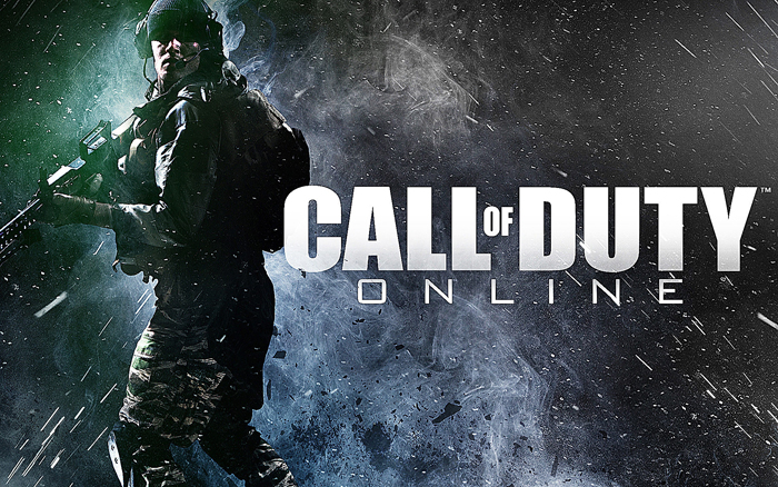 Hình nền Call of Duty Online xuất hiện tại Trung Quốc - Ảnh 5