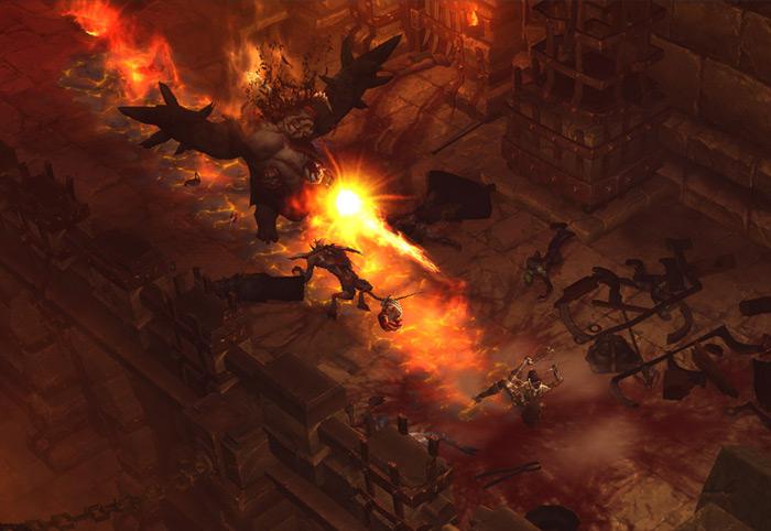 Giải cứu thế giới với Diablo III