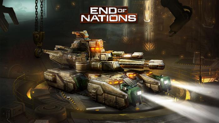 Chiến tranh công nghệ cao với End of Nations