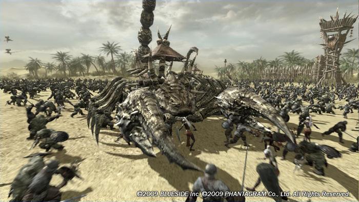 Chiến trường hoành tráng trong Kingdom Under Fire II - Ảnh 2