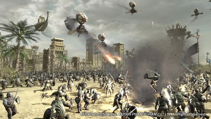 Chiến trường hoành tráng trong Kingdom Under Fire II - Ảnh 3