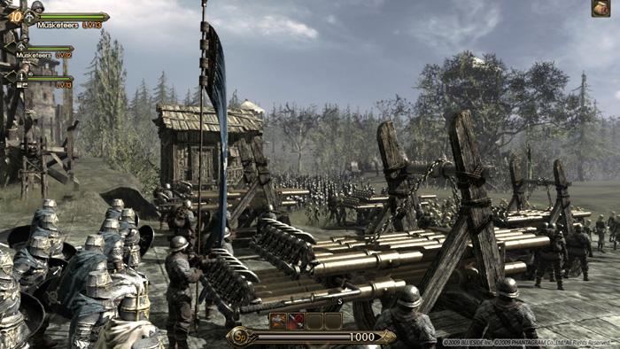 Chiến trường hoành tráng trong Kingdom Under Fire II - Ảnh 8
