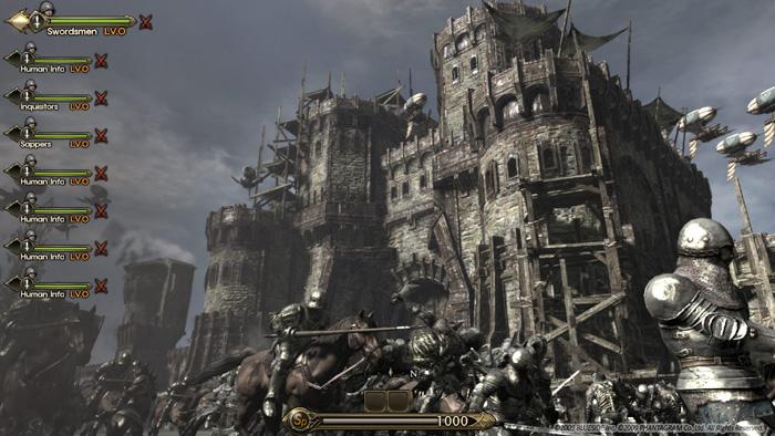 Chiến trường hoành tráng trong Kingdom Under Fire II - Ảnh 9