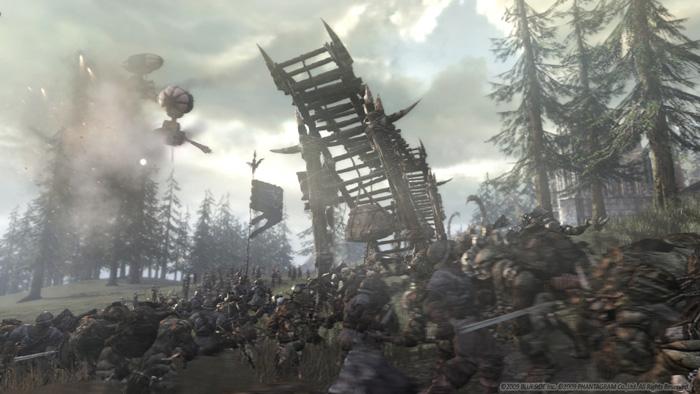 Chiến trường hoành tráng trong Kingdom Under Fire II - Ảnh 11