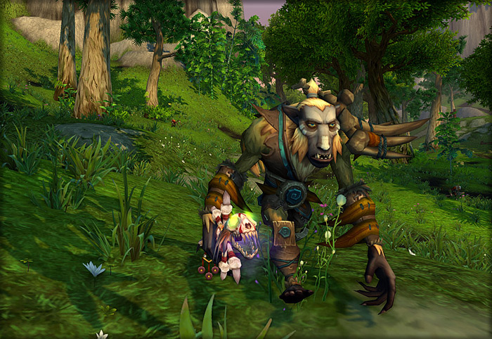 World of Warcraft: Mists of Pandaria - Ảnh 3