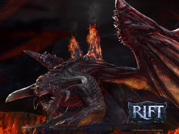 Hình nền ấn tượng của RIFT