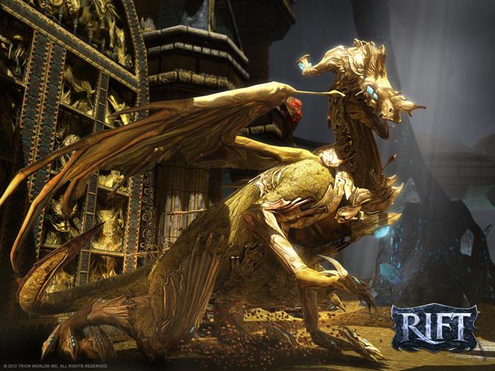 Hình nền ấn tượng của RIFT - Ảnh 2
