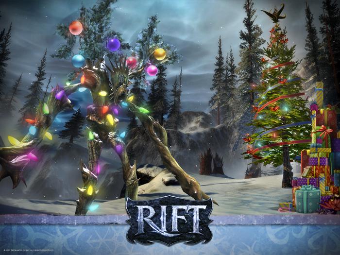 Hình nền ấn tượng của RIFT - Ảnh 6