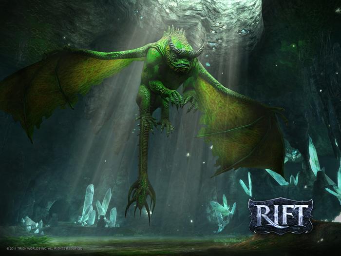 Hình nền ấn tượng của RIFT - Ảnh 8