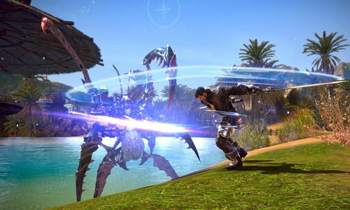 Cận cảnh Tera Online với công nghệ Unreal Engine 3 - Ảnh 2