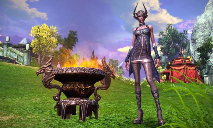 Cận cảnh Tera Online với công nghệ Unreal Engine 3 - Ảnh 3