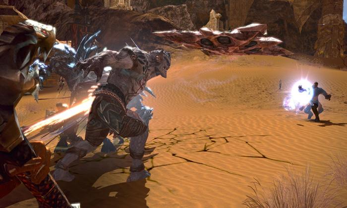Cận cảnh Tera Online với công nghệ Unreal Engine 3