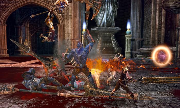 Cận cảnh Tera Online với công nghệ Unreal Engine 3 - Ảnh 6