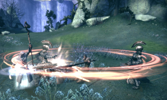 Cận cảnh Tera Online với công nghệ Unreal Engine 3 - Ảnh 8