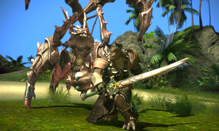 Cận cảnh Tera Online với công nghệ Unreal Engine 3 - Ảnh 9
