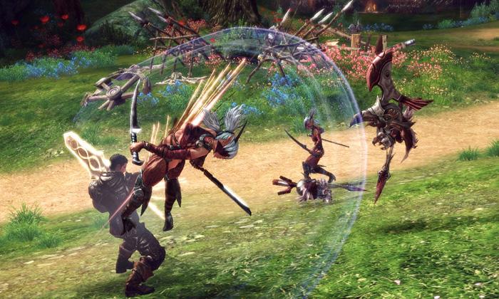Cận cảnh Tera Online với công nghệ Unreal Engine 3 - Ảnh 11