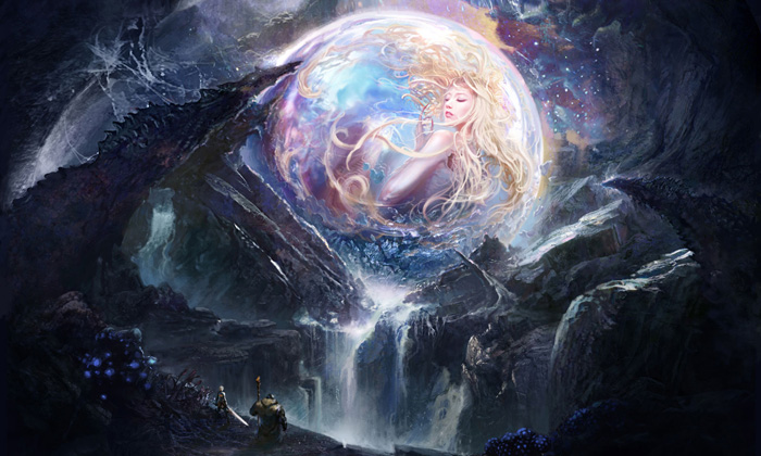 Hình nguyên họa ấn tượng của Tera Online - Ảnh 3