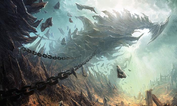 Hình nguyên họa ấn tượng của Tera Online - Ảnh 6