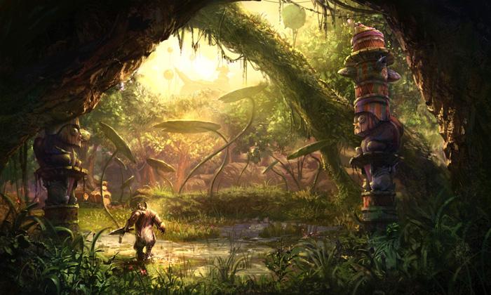 Hình nguyên họa ấn tượng của Tera Online - Ảnh 8