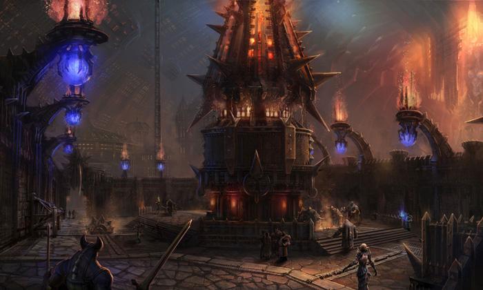 Hình nguyên họa ấn tượng của Tera Online - Ảnh 16