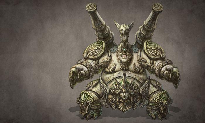 Tạo hình quái vật trong Tera Online - Ảnh 1