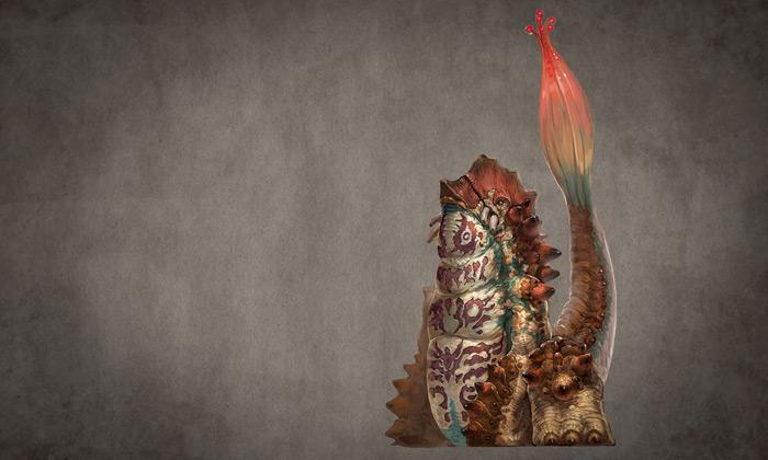 Tạo hình quái vật trong Tera Online - Ảnh 8
