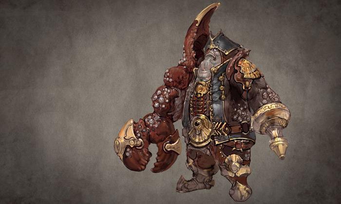 Tạo hình quái vật trong Tera Online - Ảnh 9