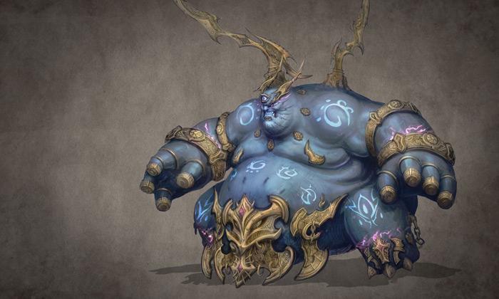 Tạo hình quái vật trong Tera Online - Ảnh 11
