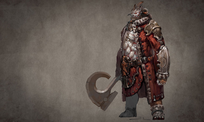 Tạo hình quái vật trong Tera Online - Ảnh 13