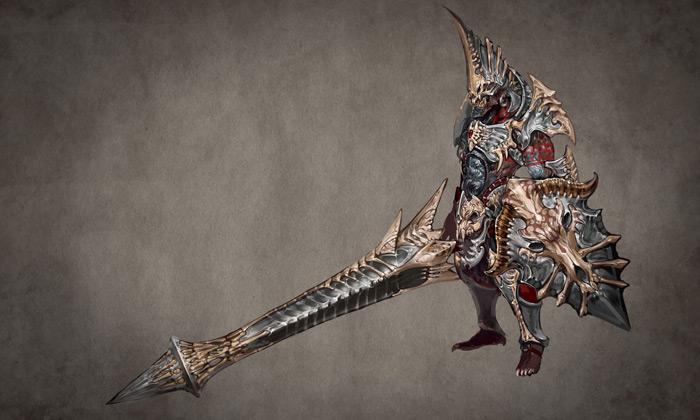 Tạo hình quái vật trong Tera Online - Ảnh 17