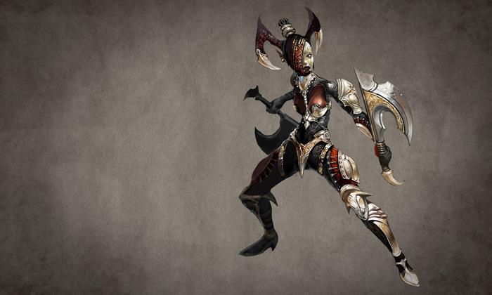 Tạo hình quái vật trong Tera Online - Ảnh 18