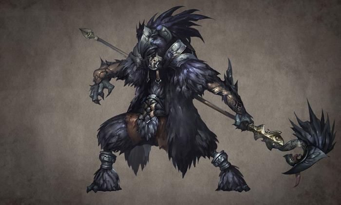Tạo hình quái vật trong Tera Online - Ảnh 22