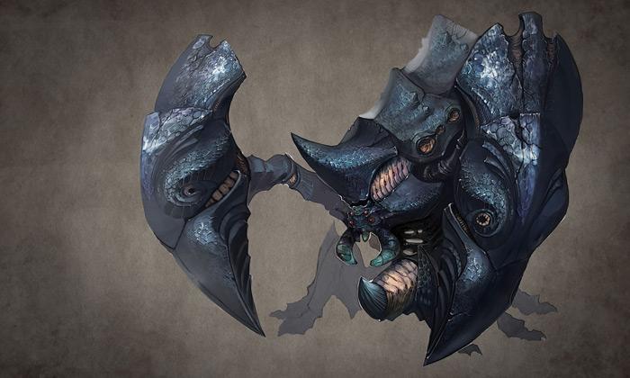 Tạo hình quái vật trong Tera Online - Ảnh 26