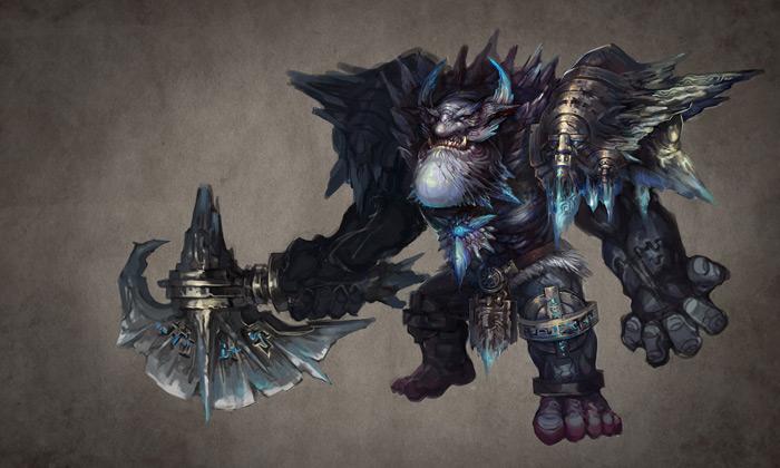 Tạo hình quái vật trong Tera Online - Ảnh 33