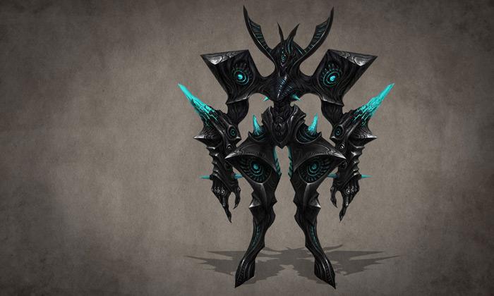 Tạo hình quái vật trong Tera Online - Ảnh 36