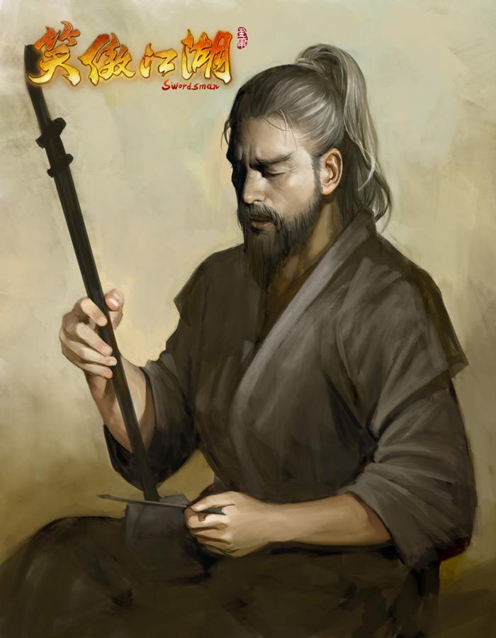 Tạo hình nhân vật trong Tiếu Ngạo Giang Hồ - Ảnh 5