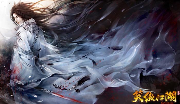Tạo hình nhân vật trong Tiếu Ngạo Giang Hồ - Ảnh 7