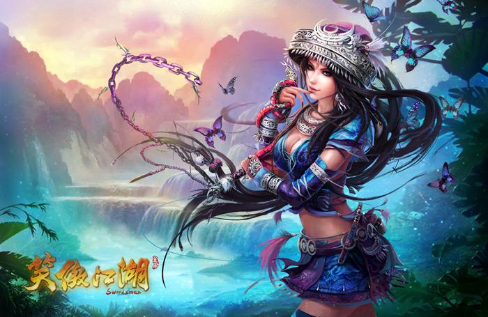 Tạo hình nhân vật trong Tiếu Ngạo Giang Hồ - Ảnh 11