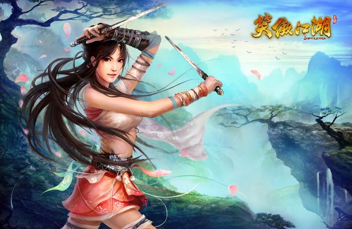 Tạo hình nhân vật trong Tiếu Ngạo Giang Hồ - Ảnh 14