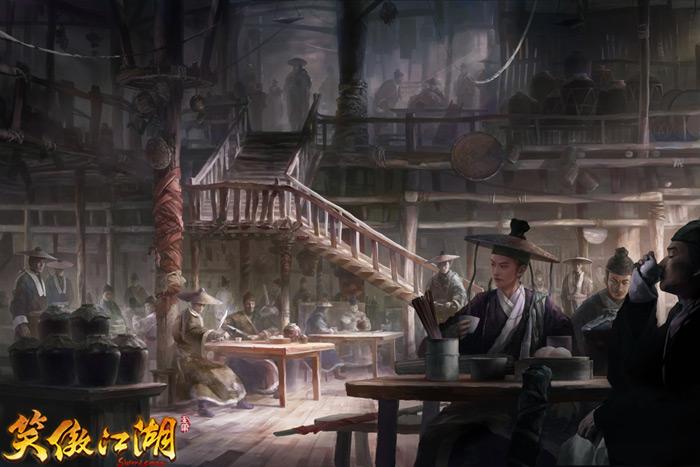 Tạo hình nhân vật trong Tiếu Ngạo Giang Hồ - Ảnh 17