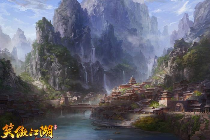 Tạo hình nhân vật trong Tiếu Ngạo Giang Hồ - Ảnh 19