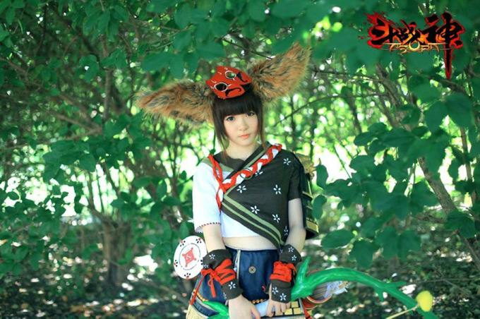 Nàng Hồ Tiên đáng yêu trong Đấu Chiến Thần - Ảnh 10