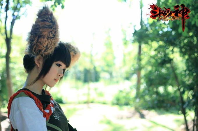 Nàng Hồ Tiên đáng yêu trong Đấu Chiến Thần - Ảnh 11
