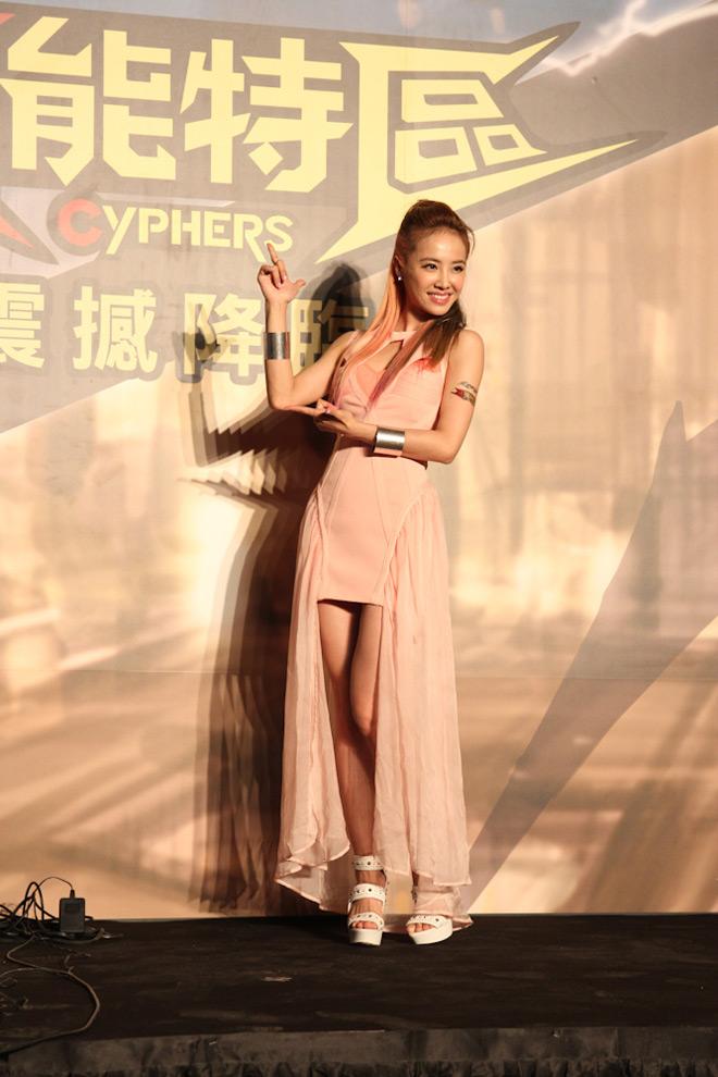 Cosplay Cyphers cực chất tại lễ ra mắt ở Đài Loan - Ảnh 2