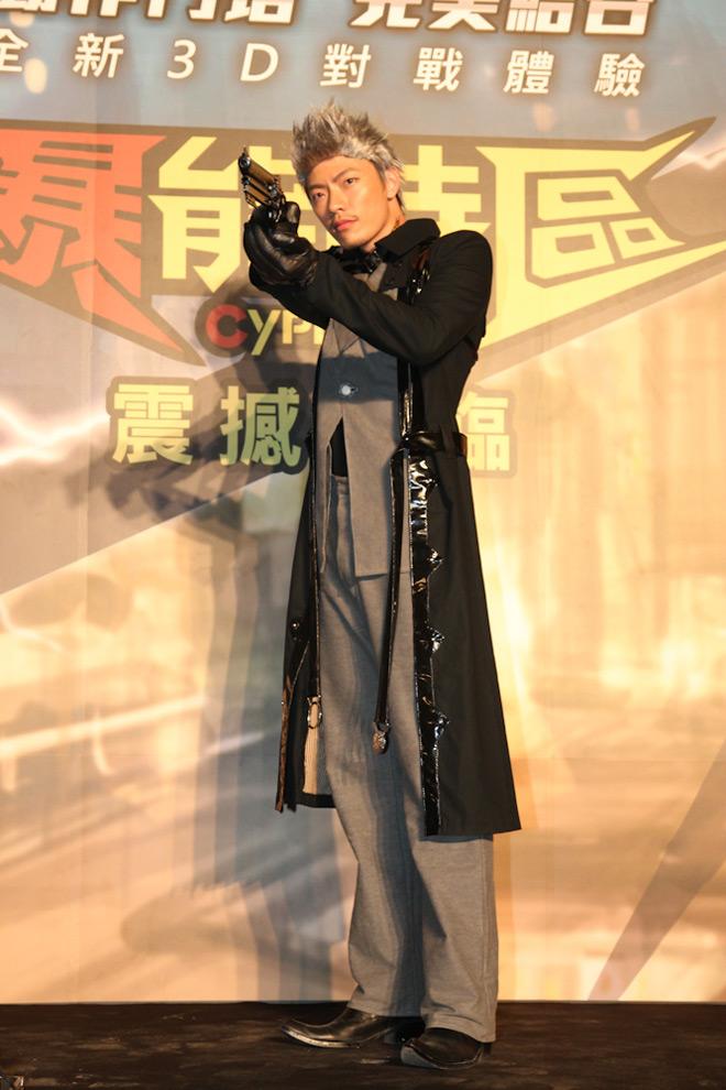 Cosplay Cyphers cực chất tại lễ ra mắt ở Đài Loan - Ảnh 8