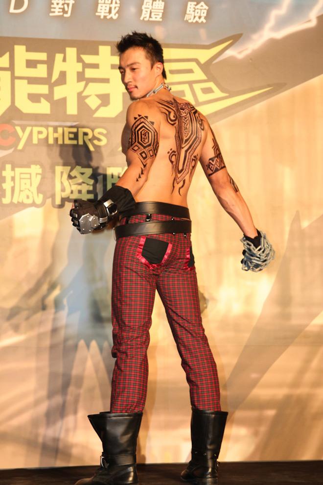 Cosplay Cyphers cực chất tại lễ ra mắt ở Đài Loan - Ảnh 10