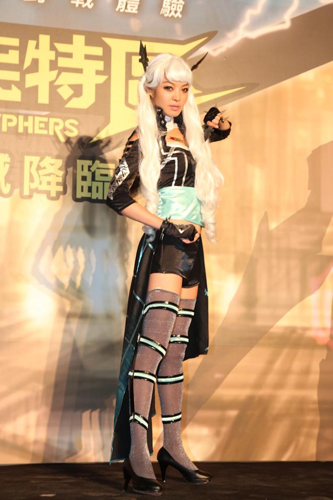Cosplay Cyphers cực chất tại lễ ra mắt ở Đài Loan - Ảnh 11